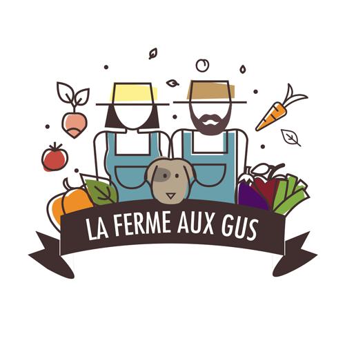 Logo La Ferme aux Gus