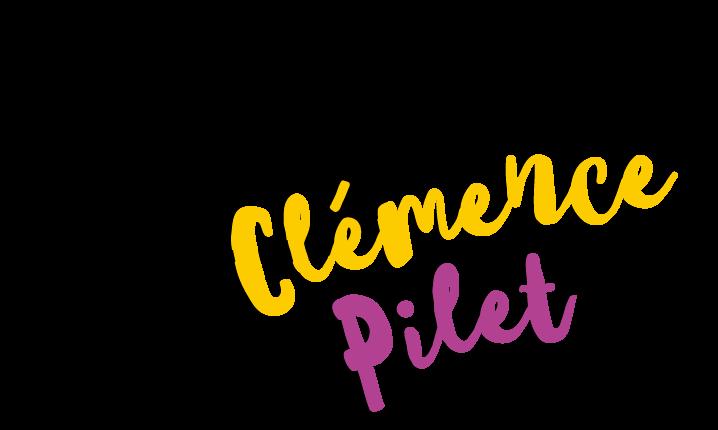 Clémence Pilet Graphiste